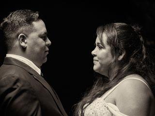 El casamiento de Lucy y Lucas