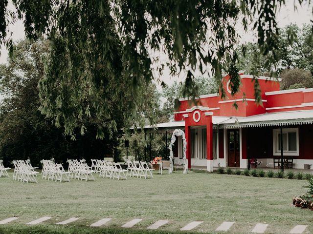 El casamiento de Leonardo y Romina en Los Cardales, Buenos Aires 11