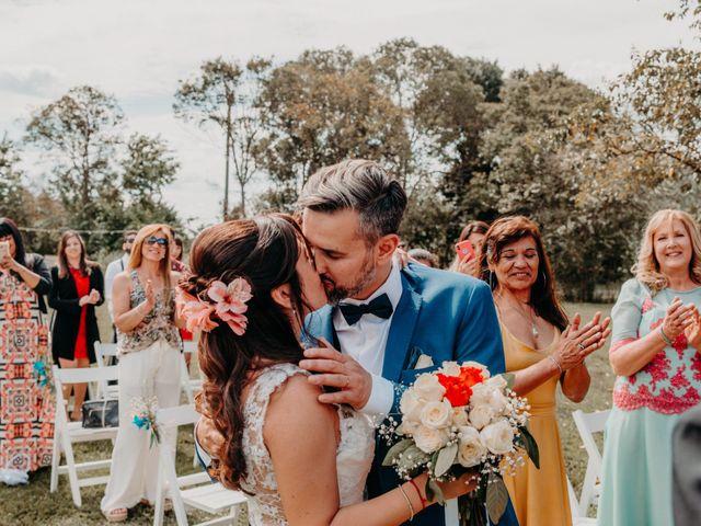 El casamiento de Leonardo y Romina en Los Cardales, Buenos Aires 45