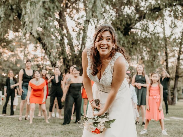 El casamiento de Leonardo y Romina en Los Cardales, Buenos Aires 2