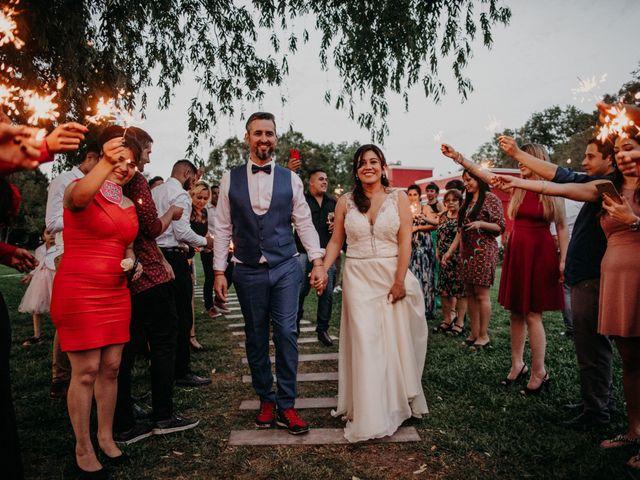 El casamiento de Romina y Leonardo