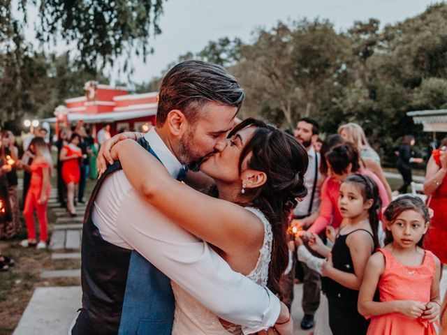 El casamiento de Leonardo y Romina en Los Cardales, Buenos Aires 70