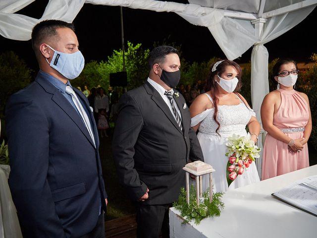 El casamiento de Lucas y Lucy en Maipu, Mendoza 2
