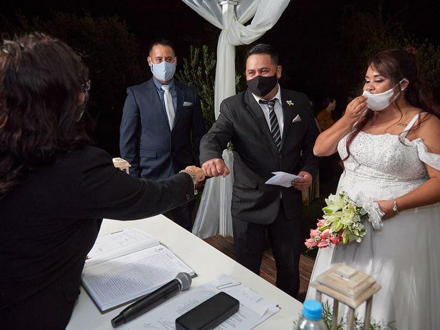 El casamiento de Lucas y Lucy en Maipu, Mendoza 7