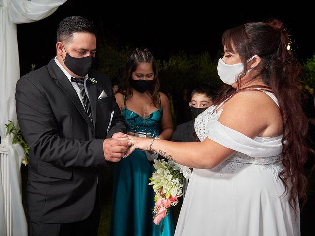 El casamiento de Lucas y Lucy en Maipu, Mendoza 9
