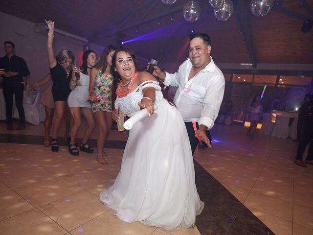 El casamiento de Lucas y Lucy en Maipu, Mendoza 22