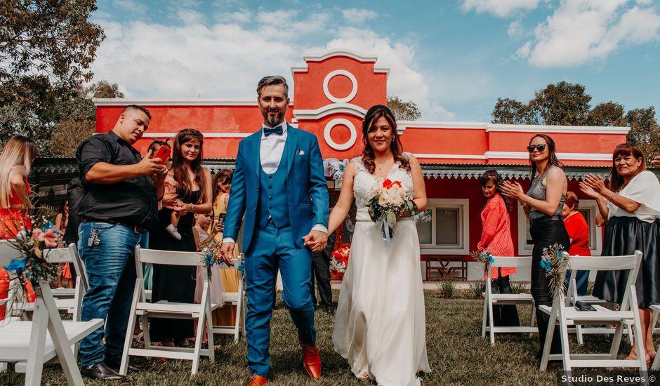 El casamiento de Leonardo y Romina en Los Cardales, Buenos Aires