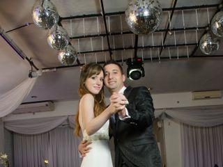 El casamiento de Natalia y Johann