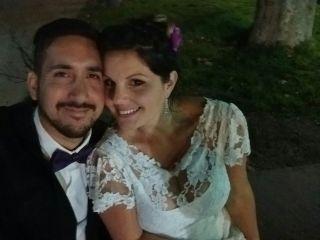 El casamiento de Débora y Cristian