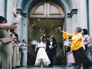 El casamiento de Diego y Kari