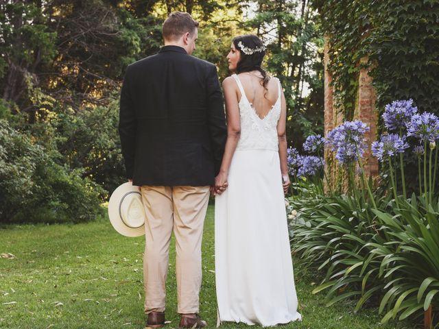 El casamiento de Julieta y Fernando