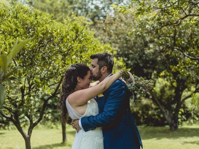 El casamiento de Yamila y Javier
