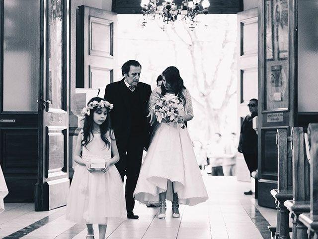 El casamiento de Kari y Diego en San Rafael, Mendoza 12