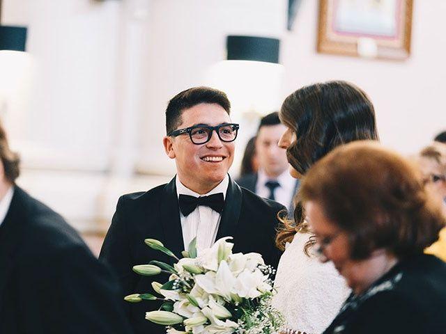 El casamiento de Kari y Diego en San Rafael, Mendoza 14