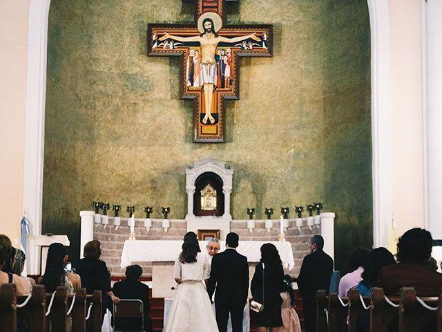 El casamiento de Kari y Diego en San Rafael, Mendoza 16