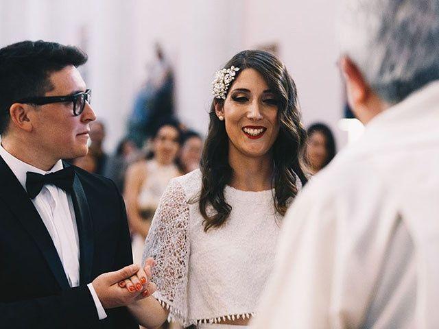 El casamiento de Kari y Diego en San Rafael, Mendoza 18