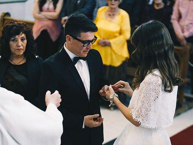 El casamiento de Kari y Diego en San Rafael, Mendoza 20