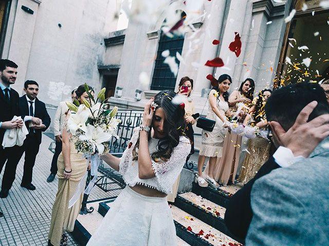 El casamiento de Kari y Diego en San Rafael, Mendoza 22