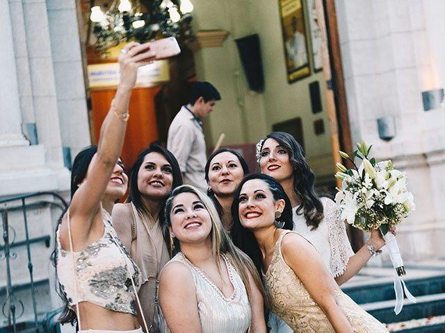 El casamiento de Kari y Diego en San Rafael, Mendoza 23
