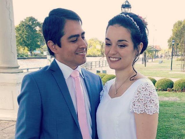 El casamiento de Jessica y Rodrigo