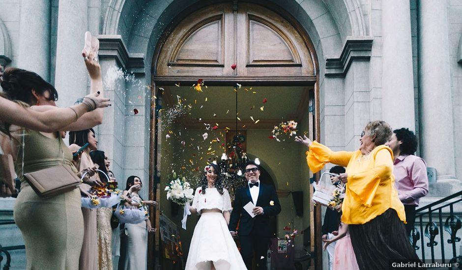 El casamiento de Kari y Diego en San Rafael, Mendoza