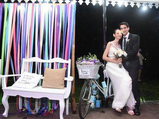 El casamiento de Cynthia  y Nicolás  3