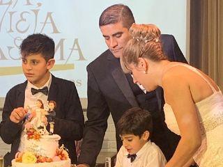 El casamiento de  Natalia y Daniel  2