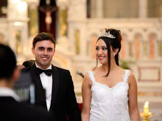 El casamiento de Aylen y Alex