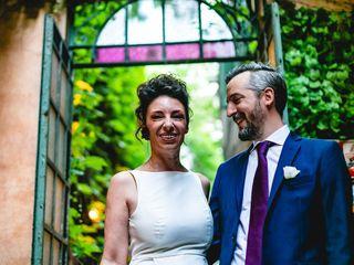 El casamiento de Dan y Meli