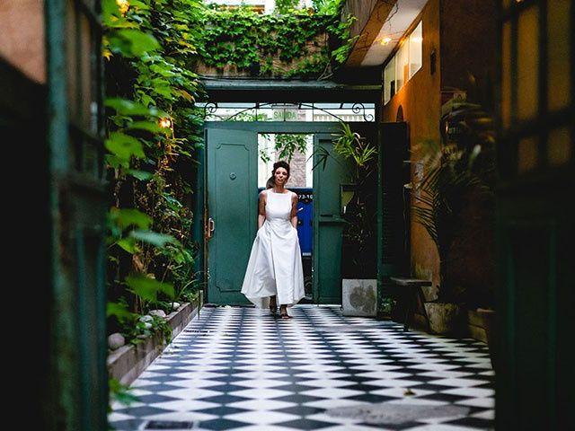 El casamiento de Meli y Dan en Palermo, Capital Federal 8