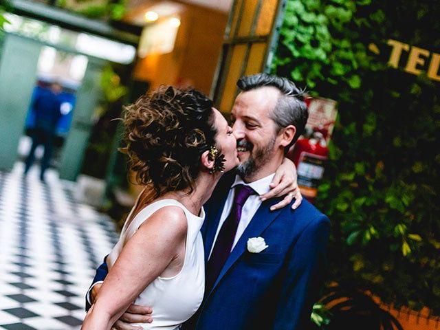 El casamiento de Meli y Dan en Palermo, Capital Federal 10