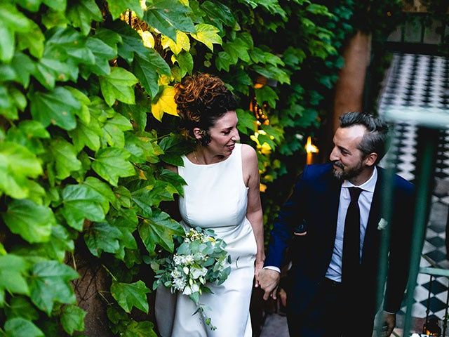 El casamiento de Meli y Dan en Palermo, Capital Federal 11