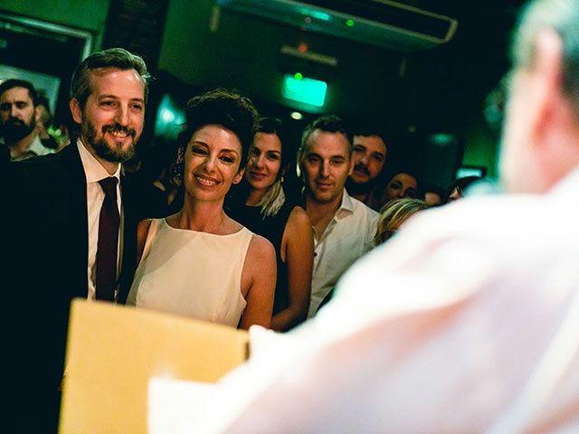 El casamiento de Meli y Dan en Palermo, Capital Federal 15