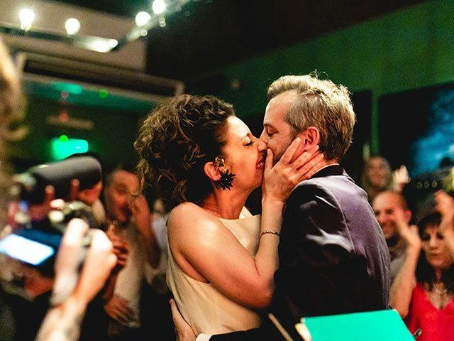 El casamiento de Meli y Dan en Palermo, Capital Federal 17