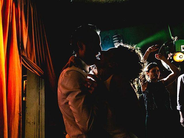 El casamiento de Meli y Dan en Palermo, Capital Federal 23
