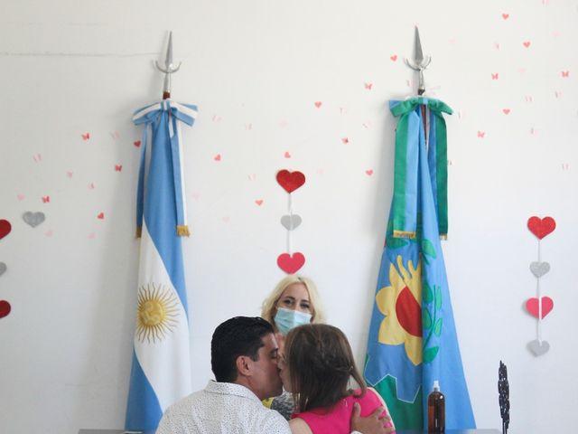 El casamiento de Diego y Daniela en Moreno, Buenos Aires 3
