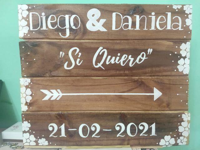 El casamiento de Diego y Daniela en Moreno, Buenos Aires 9
