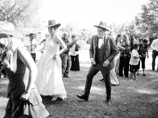 El casamiento de Diego y Daniela en Moreno, Buenos Aires 23