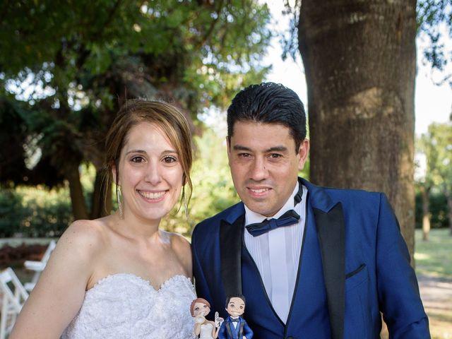 El casamiento de Diego y Daniela en Moreno, Buenos Aires 26