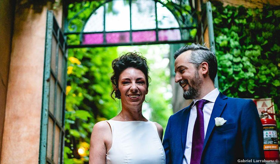 El casamiento de Meli y Dan en Palermo, Capital Federal