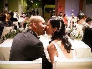 El casamiento de Daniela y Dario