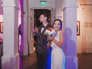 El casamiento de Abigail y Gaspar