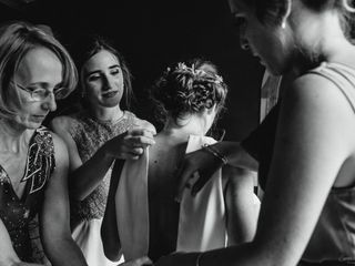 El casamiento de Ceci y Edu 3