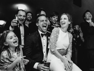 El casamiento de Ceci y Edu