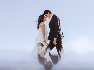El casamiento de Soledad y Carlos