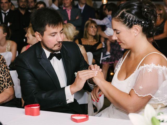 El casamiento de Mariana y Juan Manuel