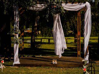 El casamiento de Mauro  y Mailen 1