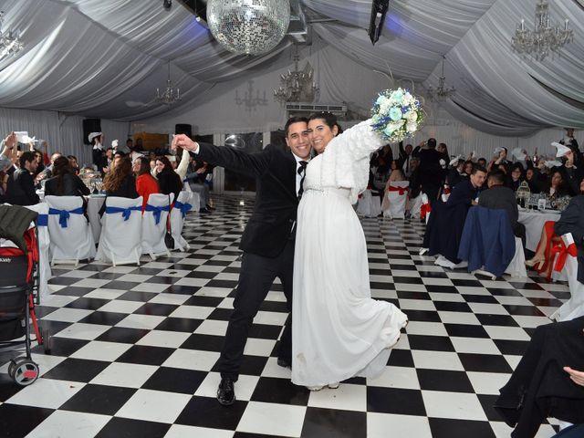 El casamiento de Fiamma y Luciano
