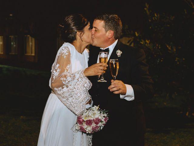 El casamiento de Ludmila y Natanael