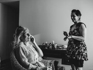 El casamiento de Mey y Tincho 1